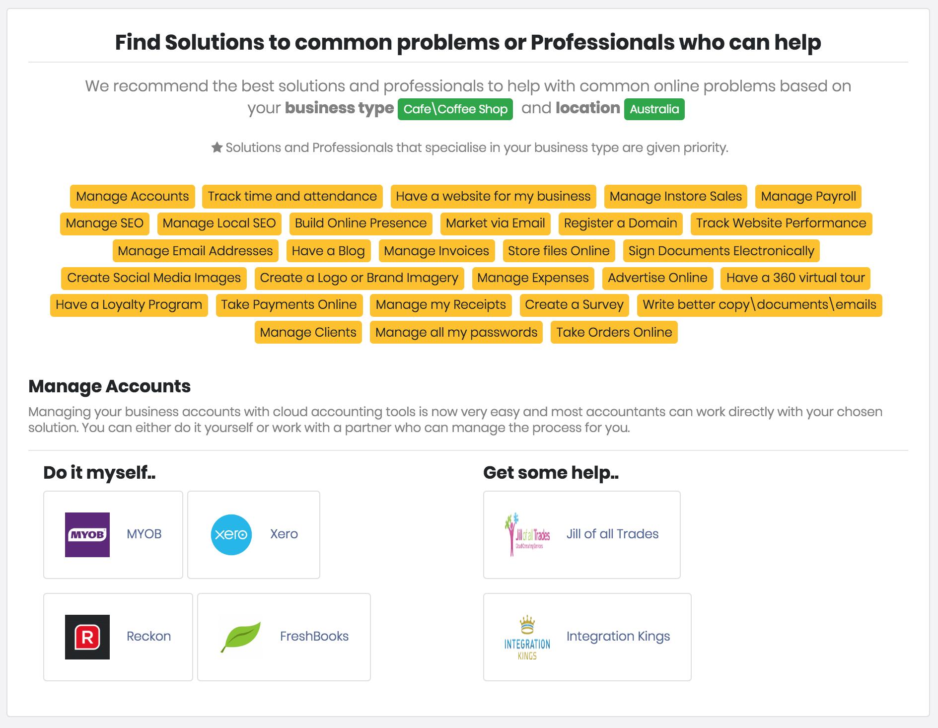 Work Smarter Online screenshot