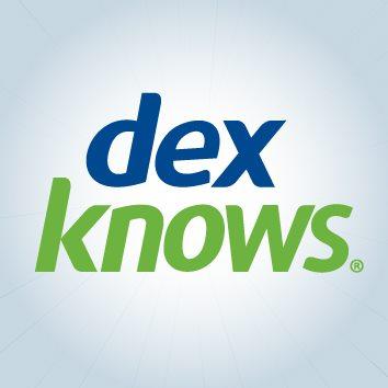 Dex Knows logo