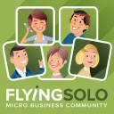Flying Solo logo