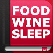 Food Wine Sleep logo