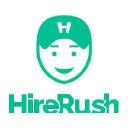 Hirerush logo