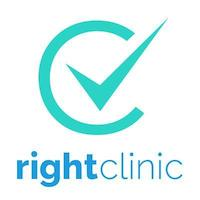 RightClinic logo