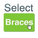 SelectBraces logo