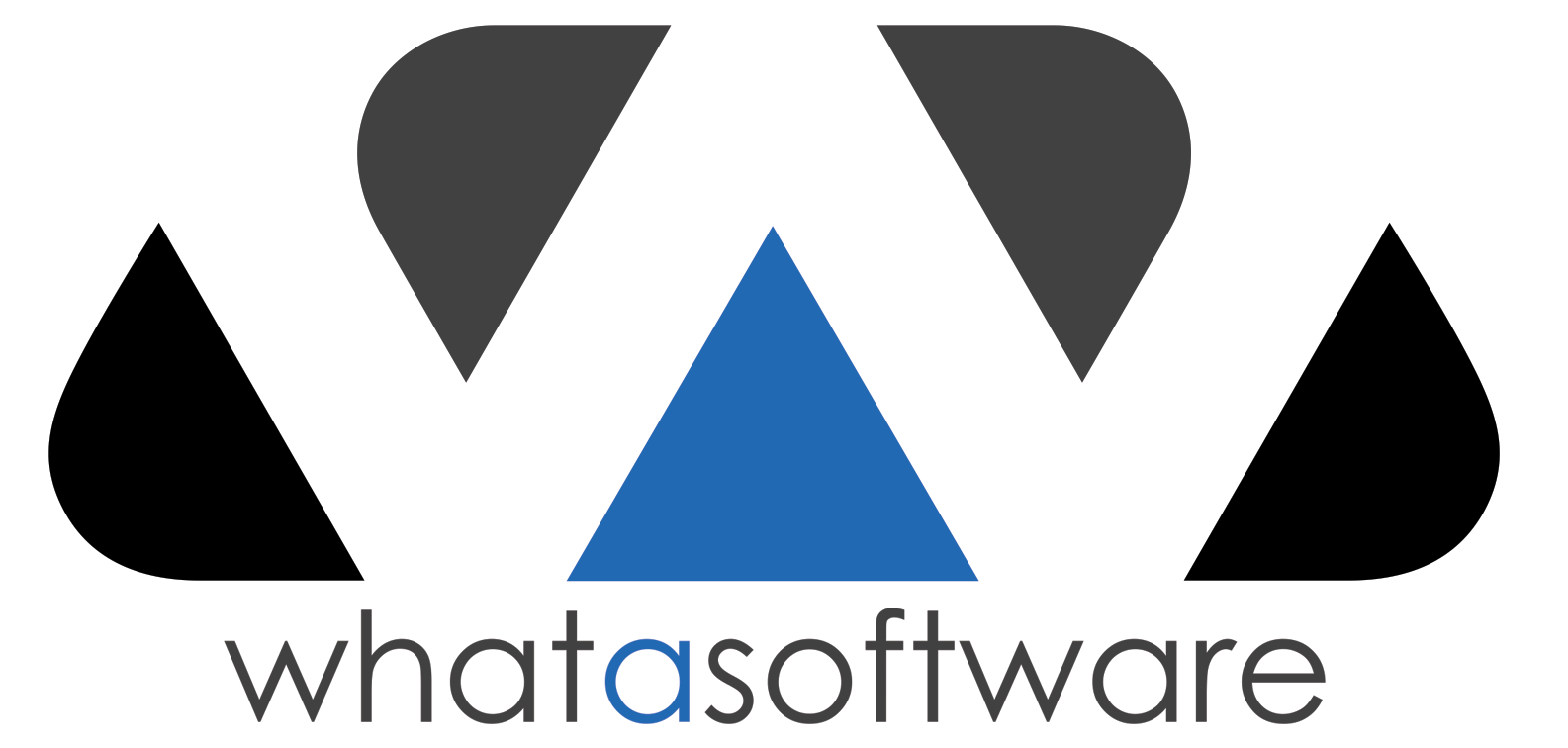 WhataSoftware logo