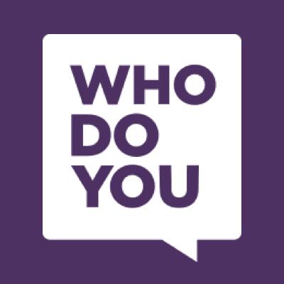 WhoDoYou logo